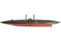 Fartygsmodell-Projekt till ubåt - Sjöhistoriska museet - S 2911.tif