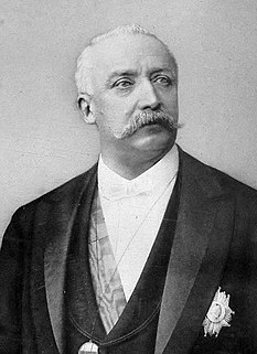 Félix Faure 7th President of the French Republic