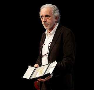Fernando Trueba Spanish film director