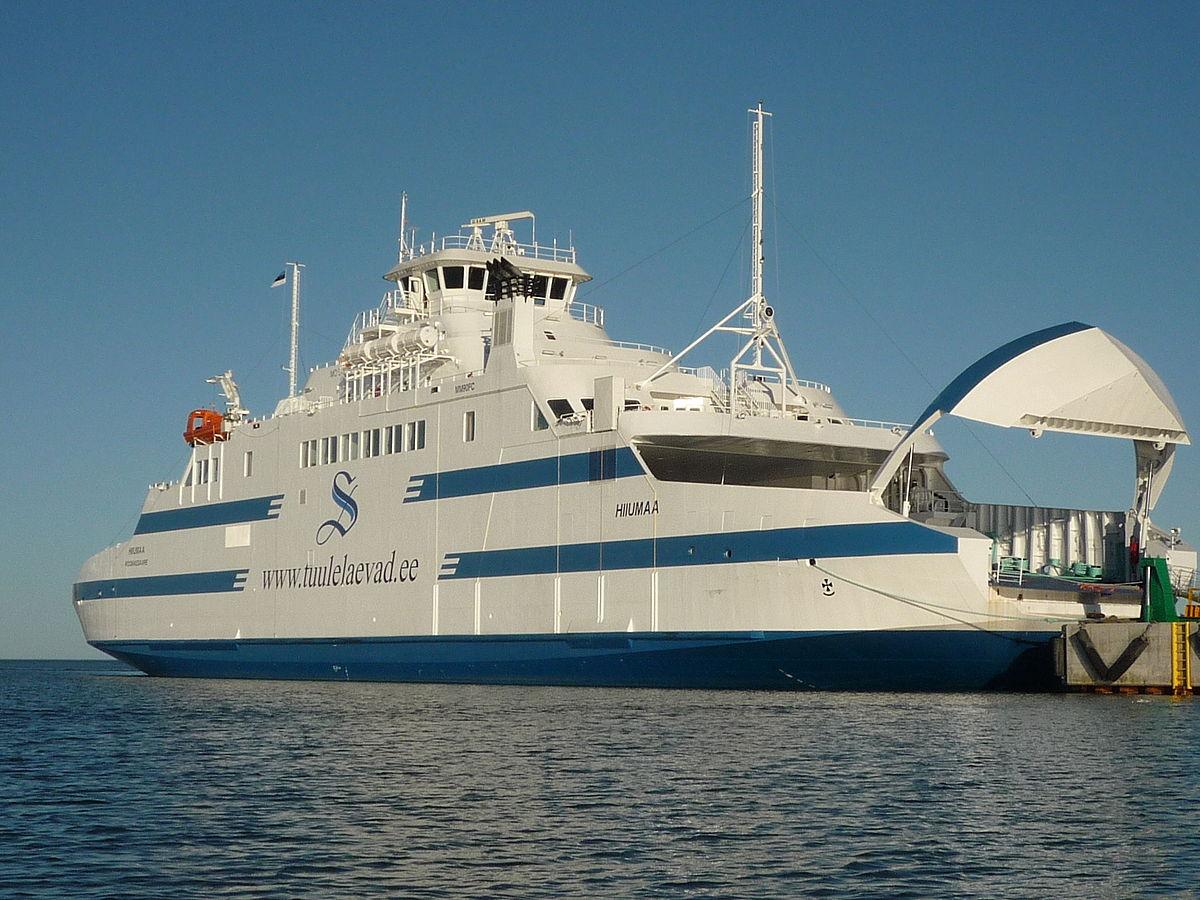 Saaremaa Shipping Company - Wikipedia