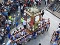Festa della Madonna del Bosco - La ''Vara'' al momento della Famosa Ballata (by Scorpios90).JPG