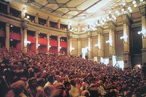 Festspielhaus Bayreuth Innen