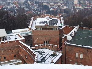 Deutsch: Festung Krakau - Fort 2 Kosciuszko Po...