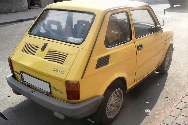 File:Fiat 126el HappyEnd Jasło Yellow (2).JPG