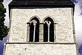 Fiestras da torre da igrexa de Eke.jpg