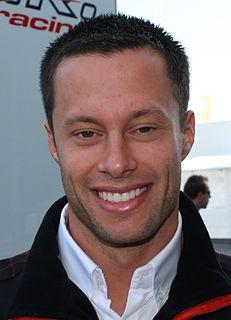 Filip Salaquarda Czech racing driver