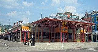 Findlay Market United States historic place