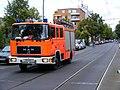 Fire and rescue tender, Wendenschloss Aug 2009 - Flickr - sludgegulper.jpg