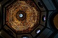 Firenze - Florence - Cattedrale di Santa Maria del Fiore - View Up in the 114.5 m high Copula I.jpg