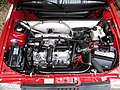 First series Fiat Uno Turbo i.e. engine bay.jpg