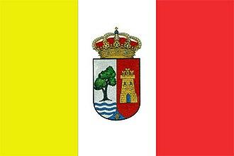 Castrillo de la Vega - Image: Flag of Castrillo de la Vega