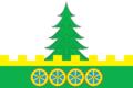 Flag of Glotovskoe (Ulyanovsk oblast).png