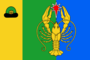 Flag of Iskrovskoe rural settlement (Ryazan oblast).png