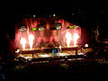 Flames on stage by Rammstein.jpg