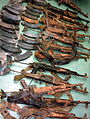 Flickr - Israel Defense Forces - 13 AK-47s and Loaded Cartridges Hidden in Prison.jpg