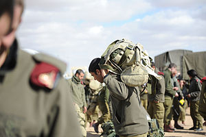 Flickr - Israel Defense Forces - First Operational Parachuting Drill in 15 Years.jpg