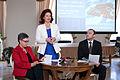 Flickr - Saeima - Izdevuma Latvijas intereses Eiropas Savienībā prezentācija un diskusija (5).jpg