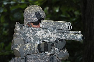 Alliant Techsystems - XM-25 Counter Defilade Target Engagement System