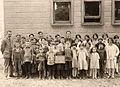 Flinton (Tin) School 1929 (15467509599).jpg
