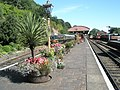 Flowerbeds on Bewdley Station - geograph.org.uk - 1454682.jpg