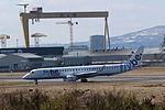Flybe (G-FBEG), Belfast City Airport, April 2013 (02).JPG