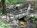 Footbridge over Blackbank Brook - geograph.org.uk - 454561.jpg