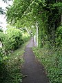 Footpath - Jenkin Lane - geograph.org.uk - 1277094.jpg