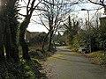 Footpath to Brooklands Terrace, Culverhouse Cross, Cardiff - geograph.org.uk - 1156477.jpg