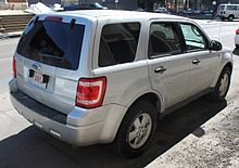 Ford Escape - Wikipedia on