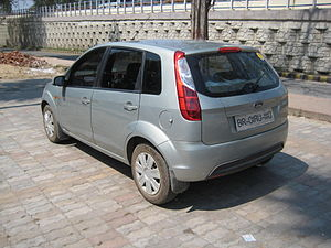 Ford Figo - Ford Figo First Generation (2010)