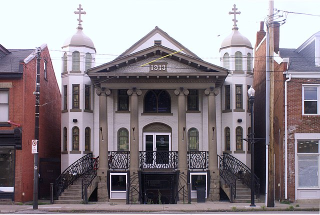 First Ruthenian Church