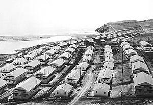 Fort Cronkhite - Fort Cronkhite soon after completion, 1941.