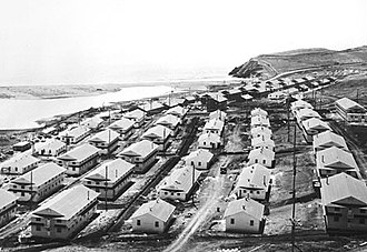 Fort Cronkhite - Fort Cronkhite soon after completion, 1941.