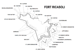 Fort Ricasoli map.png