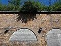 Fort de Loyasse - Bâtiment nord - Mur extérieur.jpg