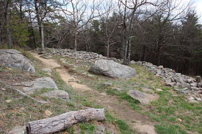 Fort mountain wall 02.JPG