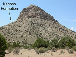 Kanosh Formation