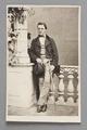 Fotografi. Porträtt. Edmund von Fellenberg - Hallwylska museet - 87196.tif
