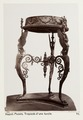 Fotografi från Museo, trepiede d'una tavola. Neapel, Italien - Hallwylska museet - 106856.tif