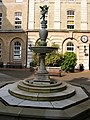 Fountain, Eastman Dental Hospital, Gray's Inn Road WC1 - geograph.org.uk - 1324505.jpg