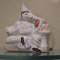 Four-armed Ganesha - Porcelain - Circa 20th Century CE - Germany Made - ACCN 2000-61 - Indian Museum - Kolkata 2015-09-26 3879.JPG