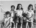 Four young female students - NARA - 295167.tif