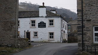 Starbotton - Image: Fox & Hounds, Stabotton (12th February 2013) 001