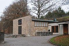 Capilla del cementerio de Oxelösund (1924-1925)