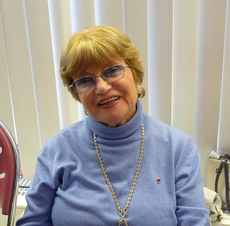 Françoise Dorin en 2009. | Photo : Getty Images