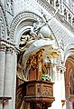France-000753B - Pulpit in Bayeux Cathedral (14995108231).jpg