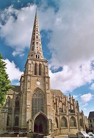 Tréguier - Cathedral St Tugdual