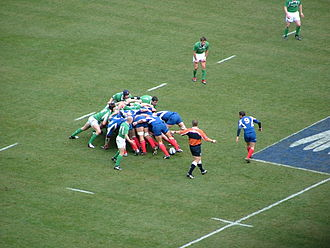 2006 Six Nations Championship - France - Ireland, 11 February 2006