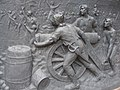 Francia a La Argentina monument - Gunner.JPG