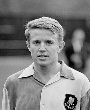 Francis van 't Hooft - Francis van 't Hooft in 1963